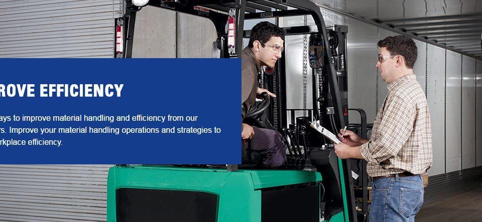 Tips for improving Material Handling Efficiency