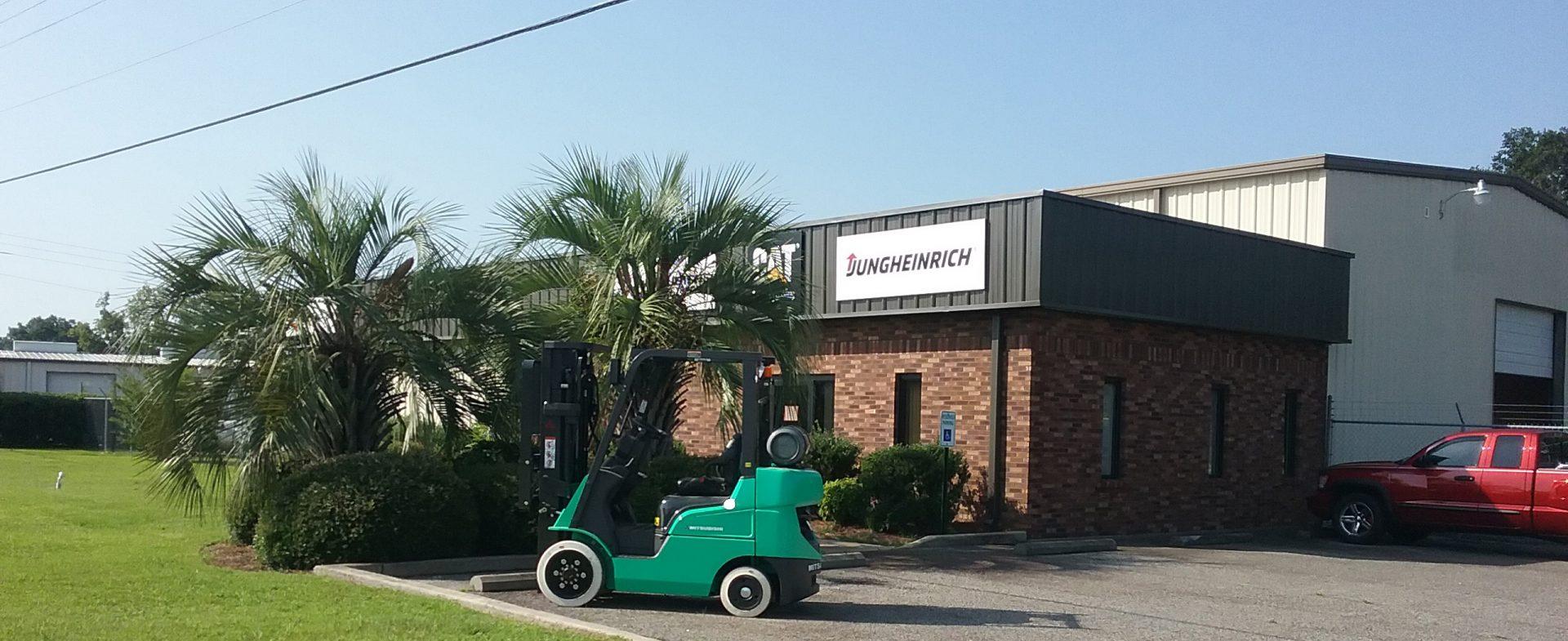 Florence Forklift Dealer South Carolina