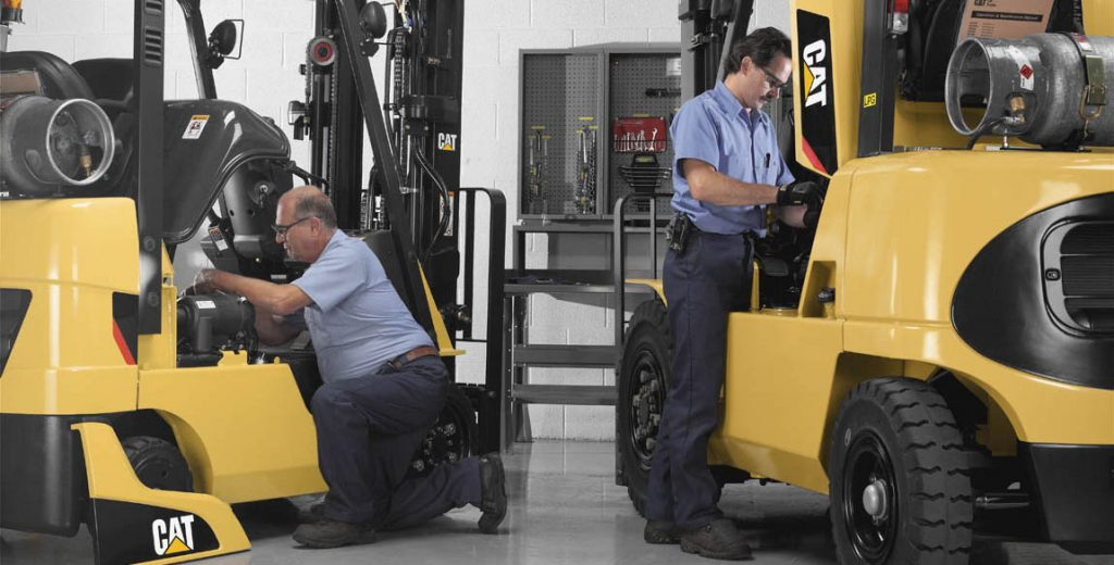 Did you know that you can increase efficiency and profitability of your operation by regularly inspecting the forklifts in your fleet?