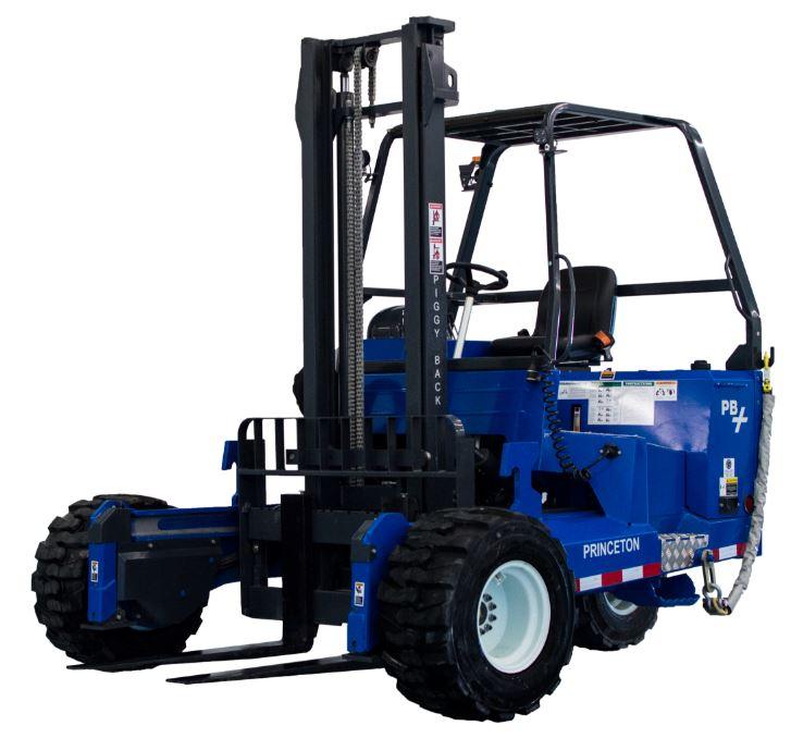 piggy-back PB80 truck-mounted forklift