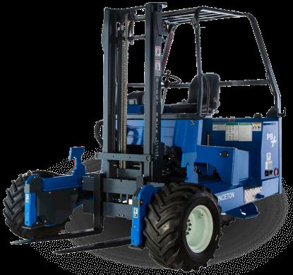 Piggy-back PB55+ Lift Truck