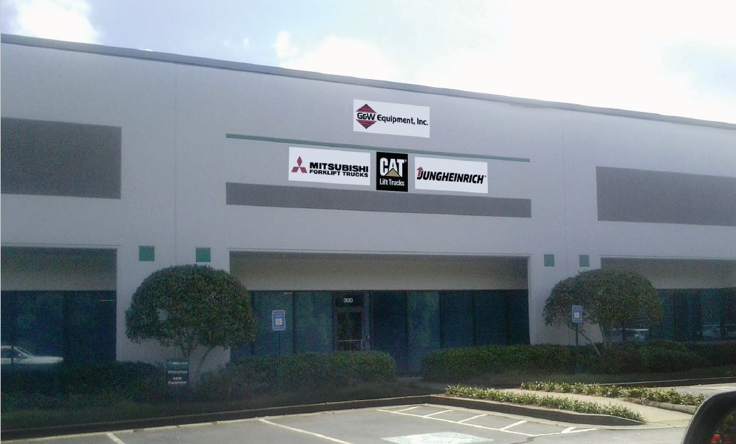 G&W Equipment, Inc. 610 Airport South Parkway, Suite 300, College Park, GA 30349