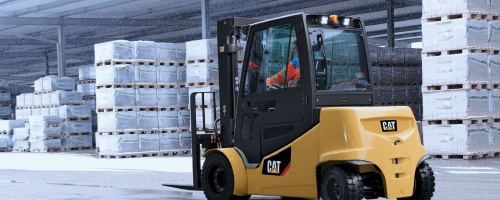 9 Forklift Winterization Tips by G&W Equipment